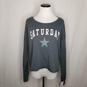Grayson Threads Intimates & Sleepwear - Grayson Threads Saturday Weekend Lounge Pajama TOP